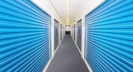 StorageMart on O'Connor Drive in Toronto Interior Heated Units