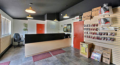 StorageMart en Park Avenue en Basalt Almacenamiento cerca de usted