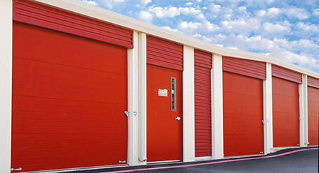 StorageMart on Potranco Road in San Antonio Drive-Up Units