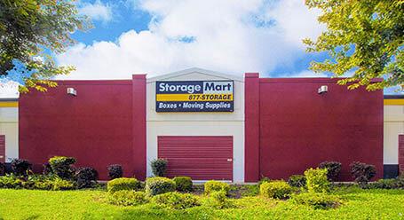 StorageMart on Queensway in Etobicoke Self Storage Facility