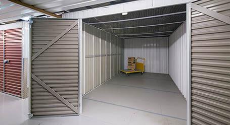StorageMart on Rapier Street in Ipswich self storage units
