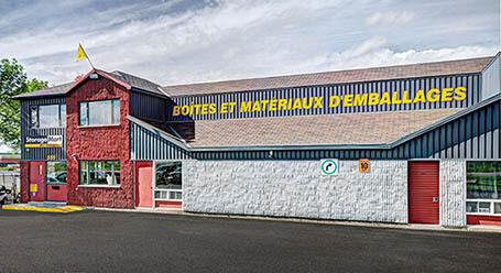 StorageMart on Rue Clemenceau in Quebec Self Storage