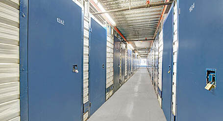 StorageMart on Rue du Shannon in Montreal Downtown Heated Units