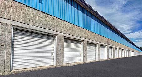 StorageMart on Rue Pascal-Gagnon in St-Leonard Self Storage Units