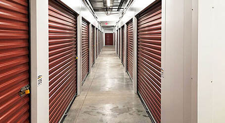 StorageMart on Scott Circle in Omaha Climate Controlled Unit