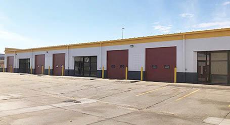 StorageMart on Scott Circle in Omaha Loading Bay