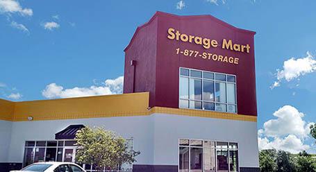 StorageMart on Scott Circle in Omaha Self Storage Units