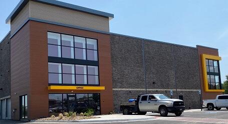 StorageMart en Shawnee Mission Pkwy Overland Park instalación de almacenamiento