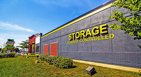 StorageMart on Sheppard Avenue East in Scarborough Self Storage Facility