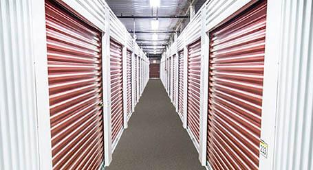 StorageMart en Shermer Road en Northbrook Control climático