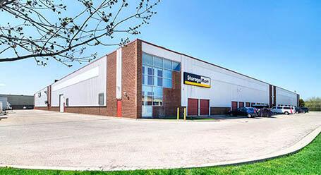 StorageMart en Shermer Road en Northbrook instalación de almacenamiento