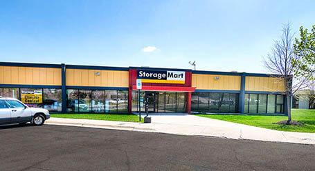 StorageMart en Shermer Road en Northbrook Almacenamiento