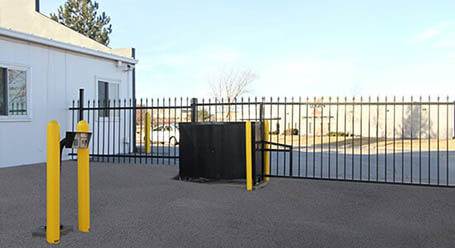 StorageMart on South Enterprise in Olathe Gated Access