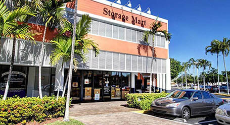 StorageMart on South Federal Highway in Pompano-Beach Self Storage