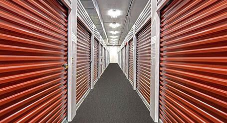 StorageMart on Southwest 40th street in Miami Interior Self Storage Units