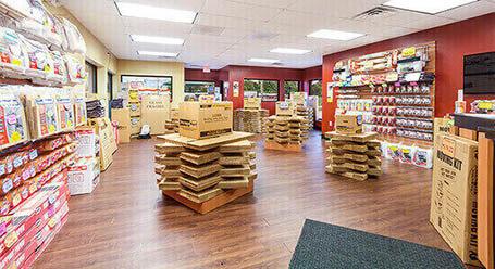 StorageMart en SW 63rd Street en Des Moines instalación de almacenamiento