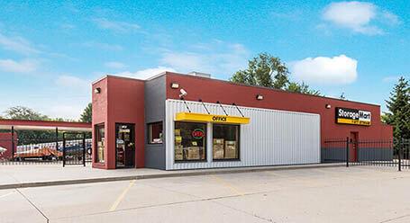 StorageMart en SW 63rd Street en Des Moines Unidades de almacenamiento