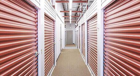 StorageMart on Southwest Boulevard in Kansas City Climate Control Units