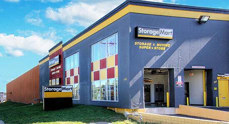 StorageMart on Southwest Boulevard in Kansas City Self Storage