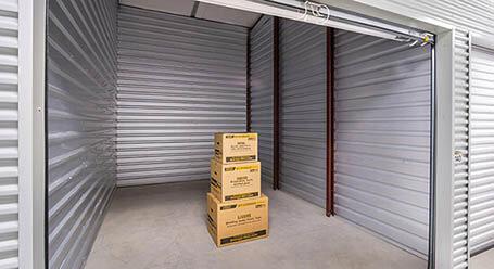 StorageMart on Southwest Irvinedale in Ankeny Climate Control Units
