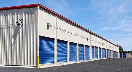 StorageMart on State Avenue in Kansas City, Kansas Drive-Up Units