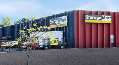 StorageMart on State Avenue in Kansas City, Kansas Self Storage