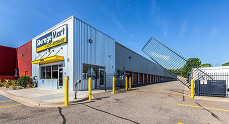 StorageMart on State Highway 169 Service Drive in North Plymouth Self Storage