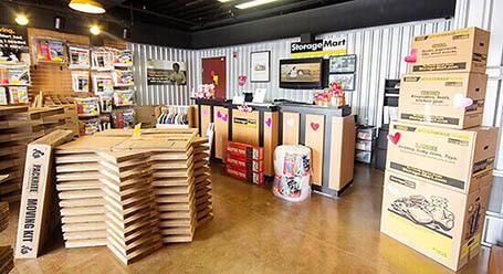 StorageMart en State Route 3 South en Crofton instalación de almacenamiento