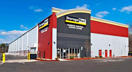 StorageMart en State Route 3 South en Gambrills Almacenamiento