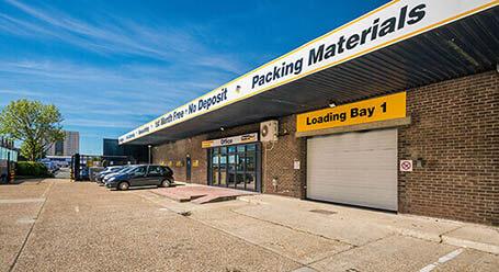 StorageMart on Stevenson Road in Brighton self storage