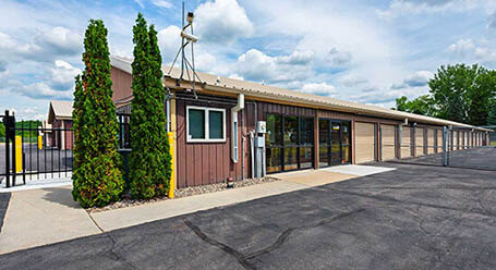 StorageMart on Stoughton Ave in Chaska Self Storage