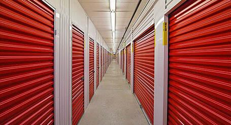 StorageMart on Syscon Rd in Burlington, ON Heated Interior Units
