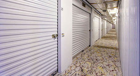 StorageMart on Third St in Key West Climate Control Units