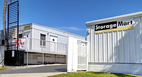 StorageMart on Third St in Key West self storage