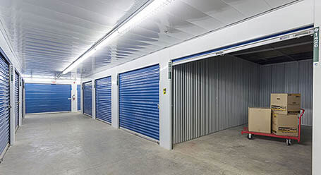 StorageMart on Todd Baylis Boulevard in York Climate Control Units