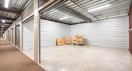 StorageMart on Venture Dr in Waukee Climate Control Units