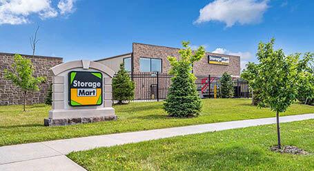 StorageMart en Venture Dr en Waukee Almacenamiento