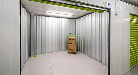 StorageMart on Vulcan Road in Norwich indoor storage units