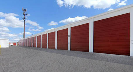 StorageMart on W Worley St in Columbia Drive-Up Units