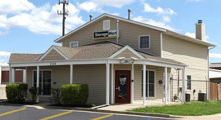 StorageMart en W Worley St en Columbia Almacenamiento