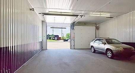 StorageMart on Warden and Eglington in Scarborough Self Storage Facility