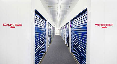 StorageMart on Warden Ave in Scarborough Climate Controlled Unit