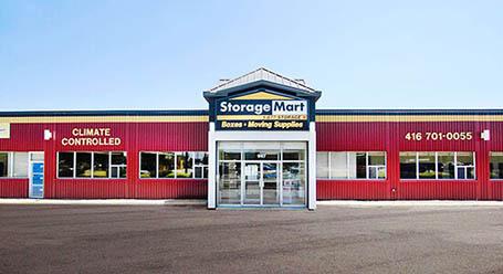 StorageMart on Warden Ave in Scarborough Self Storage