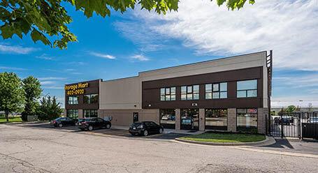 StorageMart en West 135th St en Overland Park Almacenamiento