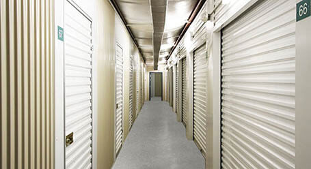StorageMart on West 67th Street in Merriam Climate Control Units