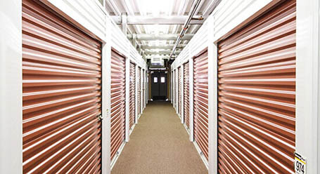 StorageMart on West 95th Street in Lenexa Climate Control Units