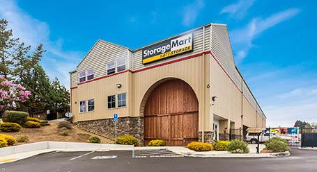 StorageMart en Westgate Drive en Watsonville Almacenamiento