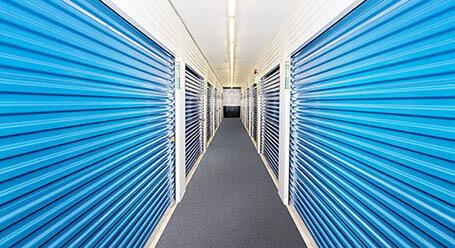 StorageMart on Weston Road in Woodbridge Interior Units