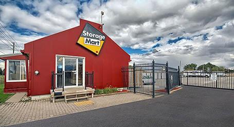 StorageMart on Weston Road in Woodbridge Self Storage