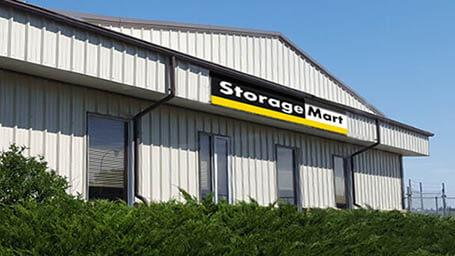 StorageMart on Westside Dr W in Lethbridge Self Storage